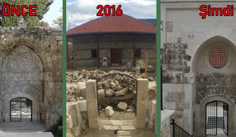 Antalya Korkuteli Alaaddin Cami Kapı