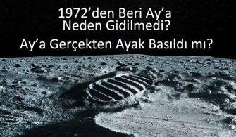 Ay'a Gidilmedi