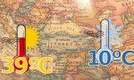 şehirlerin ortalama dış hava sıcaklıkları