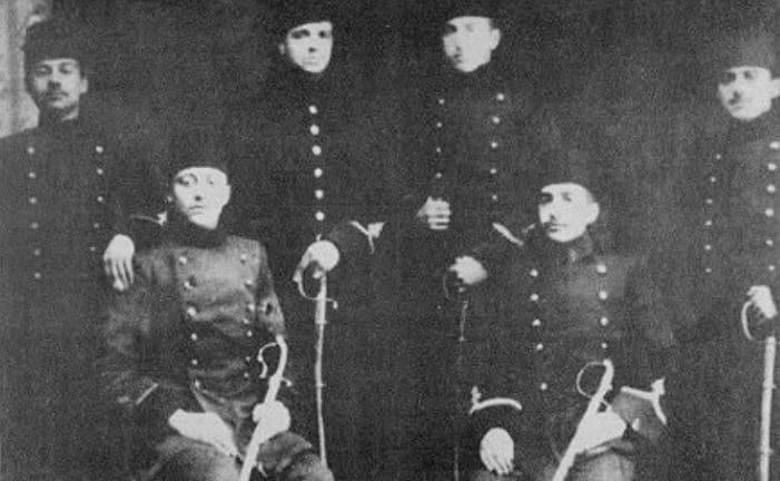 Atatürk'ün ilk fotoğrafları