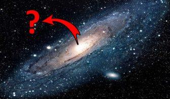 Samanyolu Galaksisinin Merkezinde Ne Var