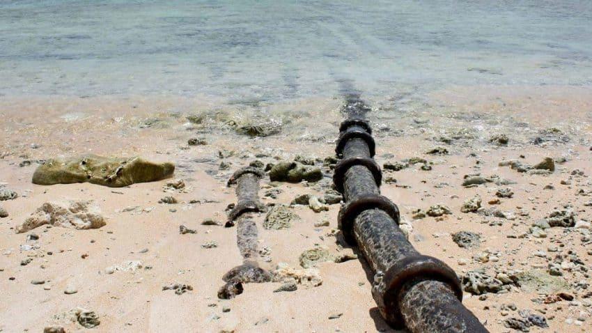 deniz altı internet kabloları