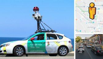 Google Sokak Görünümü Aç