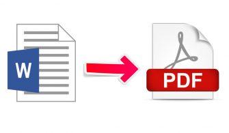 Word PDF Çevirme İşlemi Nasıl Yapılır? [3 Farklı Yöntem]