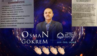 osman görkem selime hatun imamı