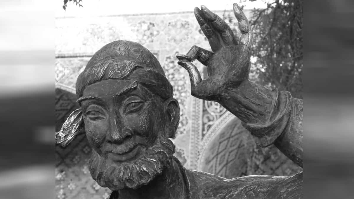 nasreddin hoca heykeli